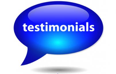 Hypnotherapy Testimonials