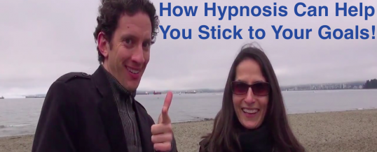 Using the Power of Hypnosis to Stick to Your Goals